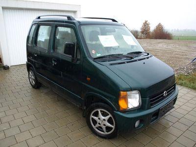 brugt Suzuki Wagon R+ + 1.2 GL