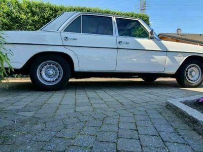 gebraucht Mercedes W115 Mercedes Benz240D H-Zulassung