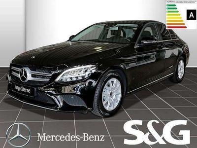 gebraucht Mercedes C200 RüKam.+Navi+LED+Fahrass.+Smartph.+Sitzhzg