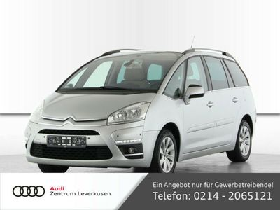 gebraucht Citroën Grand C4 Picasso 2.0 Exclusive PDC AHK SHZ NAVI