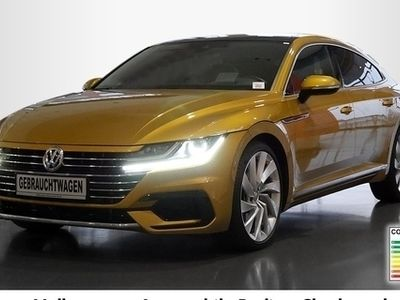 gebraucht VW Arteon 2.0 TDI R-Line 4MOTION LED ACC EU6 AID
