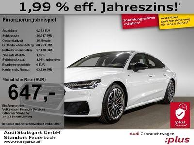 gebraucht Audi A7 Sportback TFSI e 55 TFSI e quattro 270 kW (367 PS) S tronic