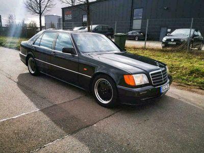 gebraucht Mercedes 600 Mercedes w140 seloriginal Amg v12 s60...