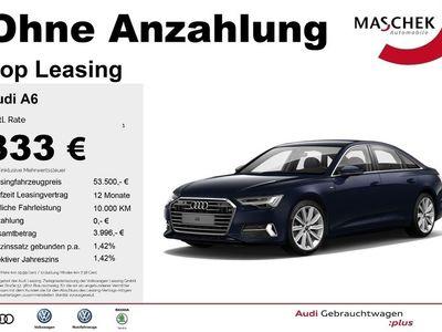 gebraucht Audi A6 Limousine S line ACC B&O DAB Allradlenk Matri