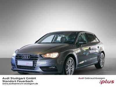 gebraucht Audi A3 Sportback Attraction 2.0 TDI Navi Klima PDC+