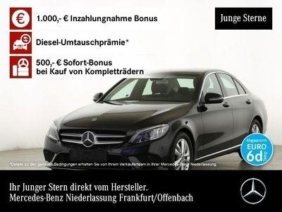 gebraucht Mercedes C220 d Avantgarde Multibeam Kamera Spurhalt-Ass