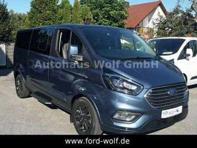 gebraucht Ford Custom Tourneo320 L2 Titanium X MHEV AHK