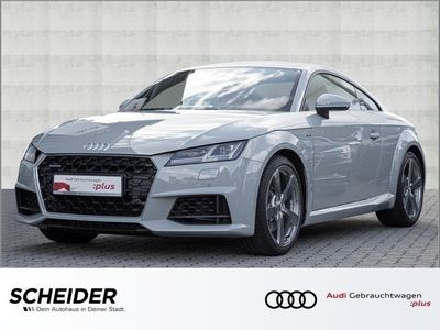 gebraucht Audi TT Coupe 45 TFSI qu S line Leder Navi Matrix LM19