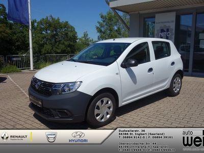 gebraucht Dacia Sandero SCe 75 Access