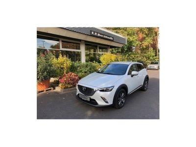 gebraucht Mazda CX-3 Sports-Line SKYACTIV-D 105 FWD *Navi