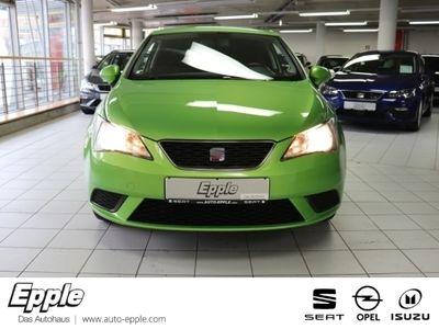 gebraucht Seat Ibiza SC Stylance Style 1.4 16V Navi Multif.Lenk