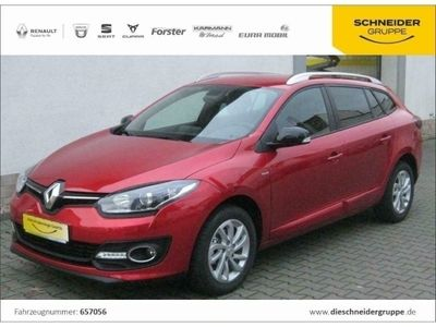 gebraucht Renault Mégane GrandTour ENERGY TCe 115 LIMITED DELUXE