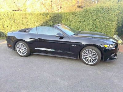 käytetty Ford Mustang GT Cabrio 5.0 Ti-VCT V8 Aut.