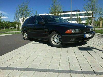 gebraucht BMW 528 E39 Bj 2000