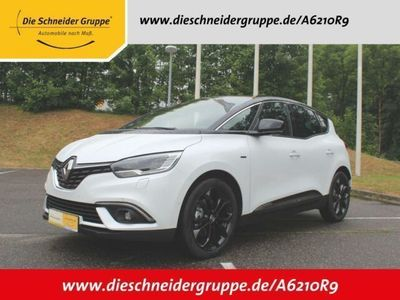 gebraucht Renault Scénic TCe 140 GPF Black Edition NAVI SHZ PDC