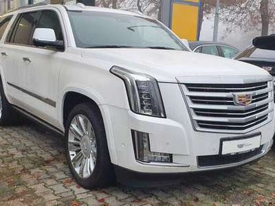 gebraucht Cadillac Escalade 6.2 V8 AWD AT Premium