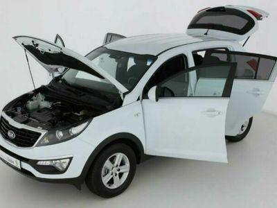 gebraucht Kia Sportage 2WD KLIMA|ISOFIX|TEMPOMAT| | Gebrauchtwagen | Geländewagen/SUV | HAL578592