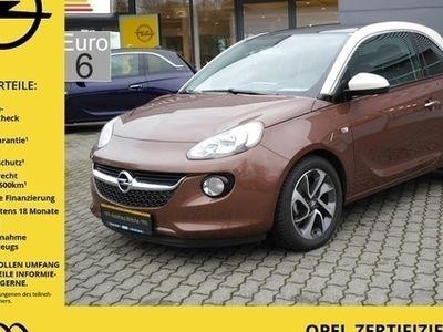 gebraucht Opel Adam 1.4 Glam SHZ ONSTAR INTELLILINK W-LAN EU6