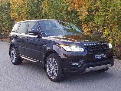 gebraucht Land Rover Range Rover Sport 4.4 SDV8 HSE Dynamic