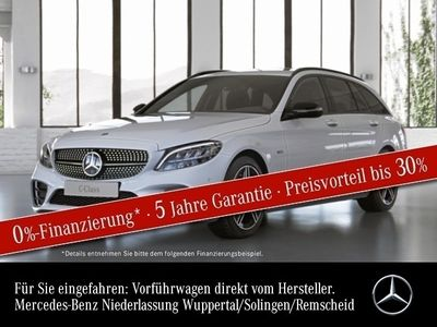 gebraucht Mercedes C300 T AMG COMAND Rekup. Bremsyst. LED AHK Night