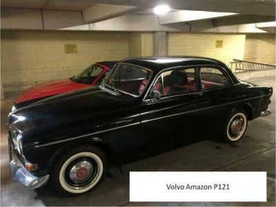 gebraucht Volvo Amazon - original schwarz-roter Hingucker! Von 1963