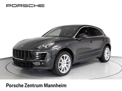 gebraucht Porsche Macan Xenon Navi ParkAss. Sitzh. Spurw. 20''