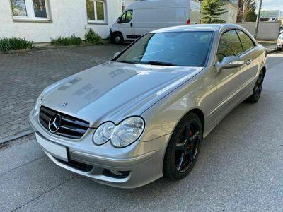 gebraucht Mercedes CLK200 Kompressor*Aut.*Leder*Kein Rost!!*