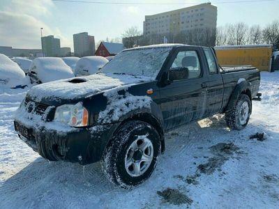 gebraucht Nissan King Navara PickupCab 4X4*Klima*Allu*LKW als SUV/Geländewagen/Pickup in Erfurt
