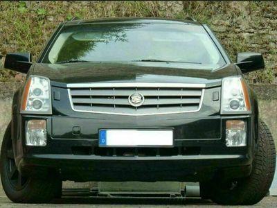 gebraucht Cadillac SRX 4.6L V8 US CAR SUV TV, BENZIN... als SUV/Geländewagen/Pickup in Stamsried