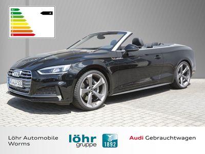 gebraucht Audi A5 Cabriolet 3.0 TDI quattro S tronic sport (B9/B8/
