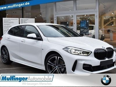 gebraucht BMW 118 i M-Sport Navi LED PDC Leasing mtl. ab 199,-