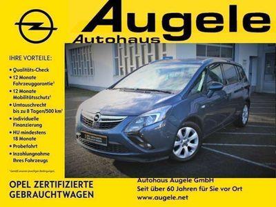 gebraucht Opel Zafira Tourer Bi-Xenon Scheinwerfer, Klimaautomatik, Sitzheizung