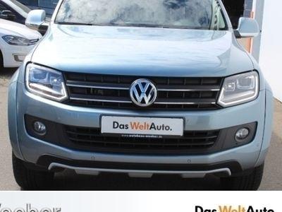 gebraucht VW Amarok DK 2.0 BiTDI 4Motion DSG Atacama AHK LM