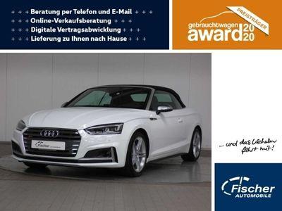 gebraucht Audi S5 Cabriolet 3.0 TFSI quattro als Cabrio/Roadster in Ursensollen