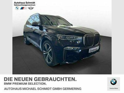 gebraucht BMW X7 M50d Sky Lounge*AHK*Standheizung*Laser*Harman Kardon*