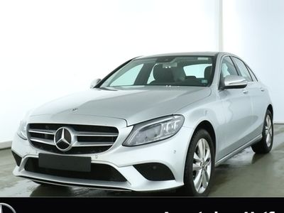 gebraucht Mercedes C220 d 4matic Avantgarde **COMAND/Multibeam