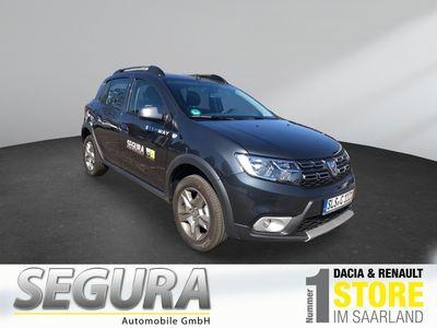 gebraucht Dacia Sandero II 1.0 TCe 100 Stepway Prestige (EURO 6d-TEMP)