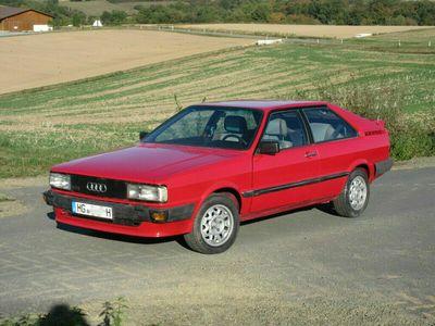 gebraucht Audi Coupe GT 5 E 2.1 5-Zylinder (kein Quattro) als Sportwagen/Coupé in Grävenwiesbach