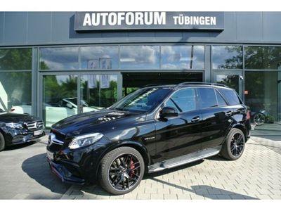 gebraucht Mercedes GLE63 AMG AMG S 4 matic *PANORAMA*STANDHEIZUNG*