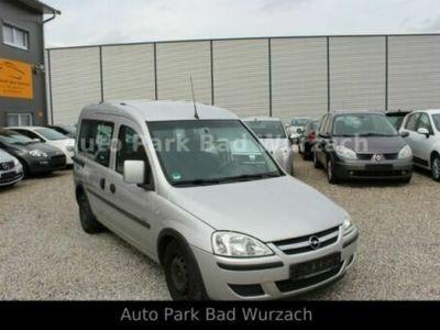 gebraucht Opel Combo Tour KLIMA + EURO-4 KAT + TÜV 01-2021
