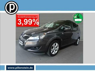 gebraucht Opel Zafira B 1.6 CNG ERDGAS Turbo NAVI+PDC+ALU+7SITZ