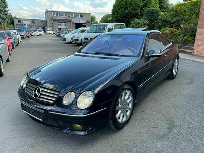 gebraucht Mercedes 600 CL CoupeAMG