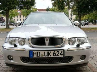 gebraucht Rover 45 2.0 24V V6 - VOLLAUSTATTUNG -MODEL 2004 als Limousine in Schriesheim