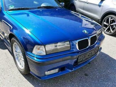 gebraucht BMW 323 Compact E36 TI M-Paket Orginal