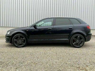 gebraucht Audi A3 Sportback TFSI