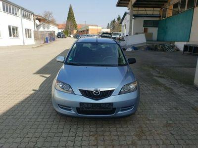 gebraucht Mazda 2 1.4 16V Exclusive**Klima**Euro 4**