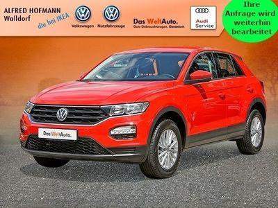 gebraucht VW T-Roc 1,6 Trendline TDI ACC FRONT ASSIST