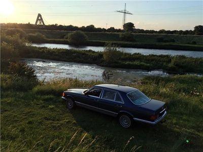 gebraucht Mercedes 380 SEL W126