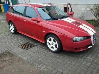 gebraucht Alfa Romeo 156 Sportwagon 2.4 JTD 20V Distinctive als Kombi in Magdeburg