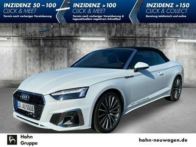 gebraucht Audi A5 Cabriolet S line 40 TFSI quattro 150 kW (204 PS) S tronic